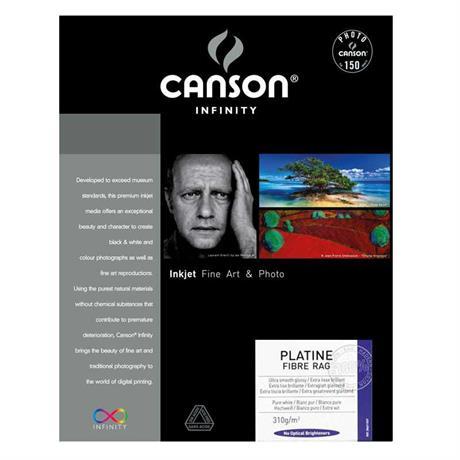 Canson Infinity Platine Fibre Rag