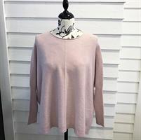 Piro Oversize Knit, Rosa