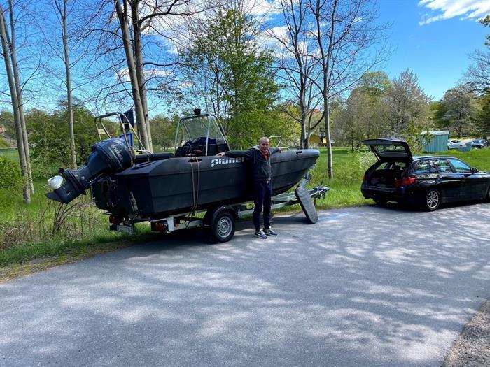 Ny båt - Pioner Multi III