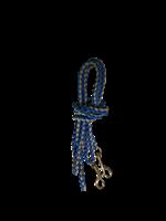 3m bånd blå/grå med stor krok