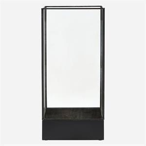 House Doctor Display Box, Plant Black Antique
