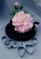 Utstikkersett Camellia inkl leaves KB