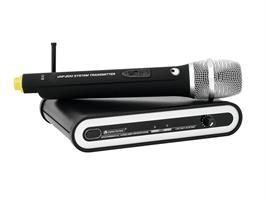 UHF-201 863.420MHz Wireless Mic System  OMNITRONIC