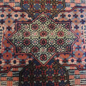 2015 Kashan geometrisk 155 x 135