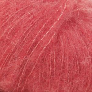 Brushed Alpaca Silk Korall