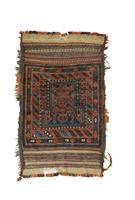 8078P Baluch Taimani 145 x 86