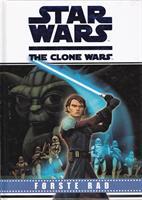 Star Wars. The clone wars. Første rad