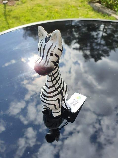Liten zebra