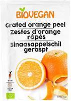 Appelsiininkuori jauhettu Biovegan 9 g, luomu