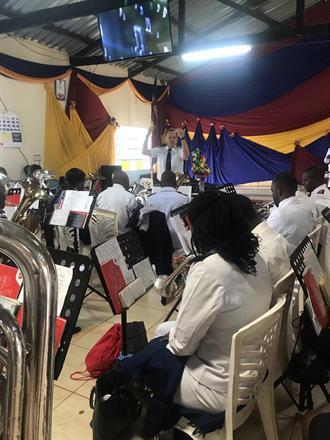 Kabete Corps Band
