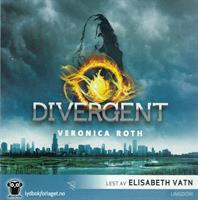 Divergent (LYDBOK)