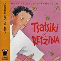 Tsatsiki og Retzina (LYDBOK)