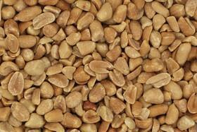 Maapähkinät paahdettu & suolattu 1 kg, luomu