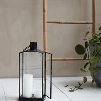 House Doctor Lantern, Origi 36 cm, Dark Antique
