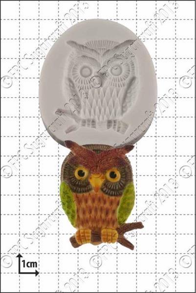 "Silikonform FPC ""Wise Owl"""