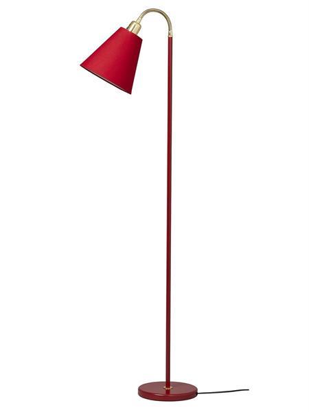 Golvlampa Haga röd AH