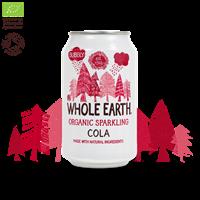 Whole Earth Coca-Cola limu 330 ml LUOMU