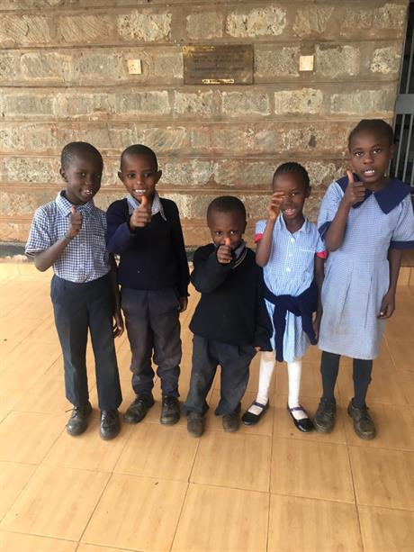 Missing school fees Kibera Nursary