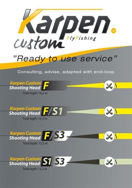 Karpen Custom - Ready to use service