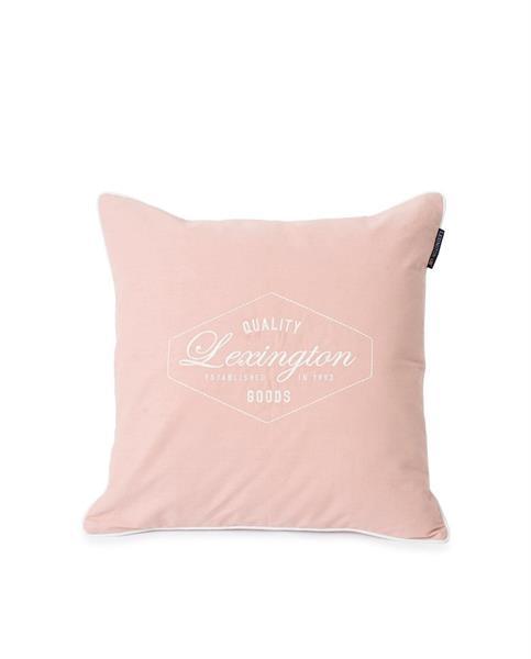 Lexington Quality Goods Cotton Canvas Pillow Cover