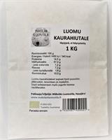 Kaurahiutale 1 kg, luomu