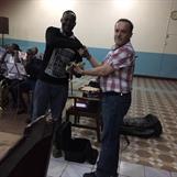 Bb cornet for Nairobi Central Band
