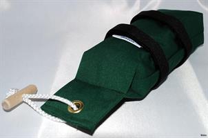Dummy 450g med kardborre grön