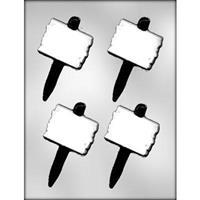 Plastform CK Stickers Treskilt