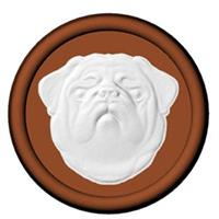 Plastform CK Bulldog Head