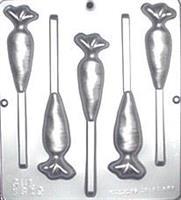 Plastform Gulrot m/pinne