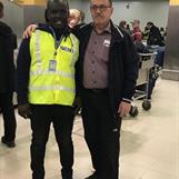 Morris - our airport Cop