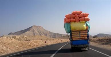 04 sørover fra Firuzabad