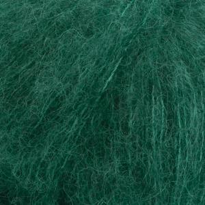 Brushed Alpaca Silk Skogsgrønn