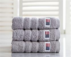 Lexington Original Hand Towel Dark Gray, 30 x 50 cm