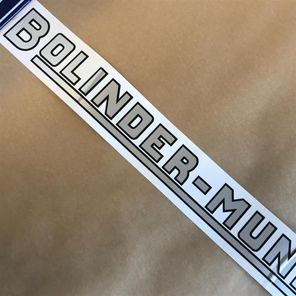 Dekal Bolinder-Munktell