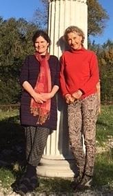 Anne-Marie Tangen og Hege Jacobsen