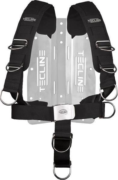 Tecline 3mm BP m/komfort harness