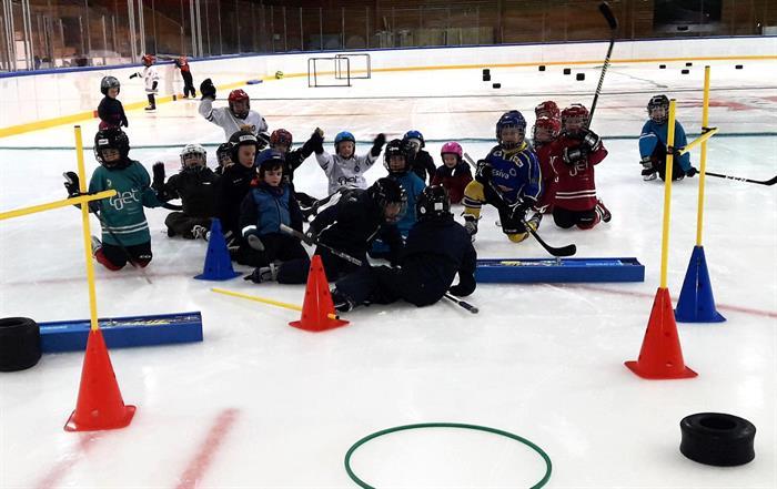 Skøyte- og hockeyskolen starter 13. oktober