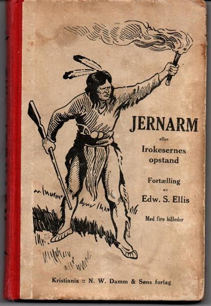Jernarm - eller Irokesernes opstand