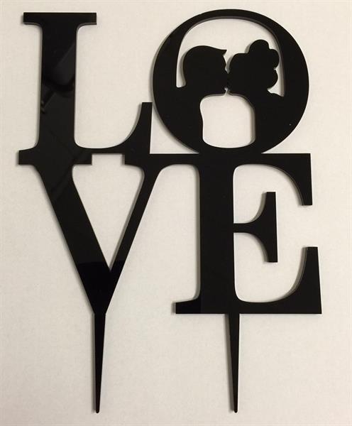 """Kaketopp """"LOVE"""""""