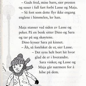LasseMajas Detektivbyrå: Sykehus-mysteriet