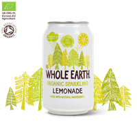 Whole Earth Sitruuna limu 330 ml LUOMU