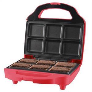 Brownies Jern 700W Rød