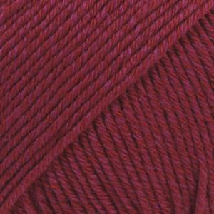 Cotton Merino Burgunder