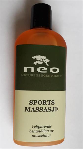 Neo Sportsmassasje 125 ml