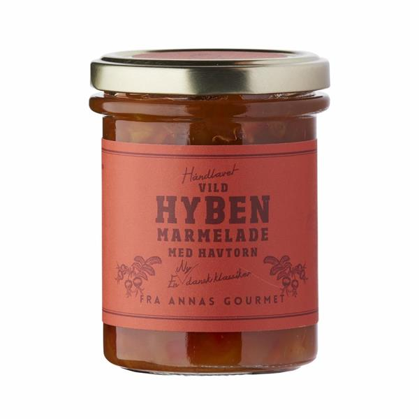 Hyben og Havtorn Marmelade 210g