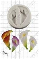 Silikonform Blomst Calla FPC