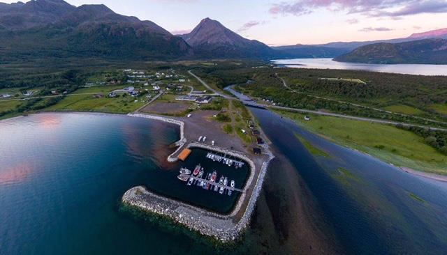 Oksfjord havn