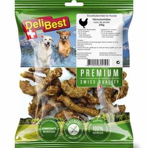Premium Kyllingnakke 250 g