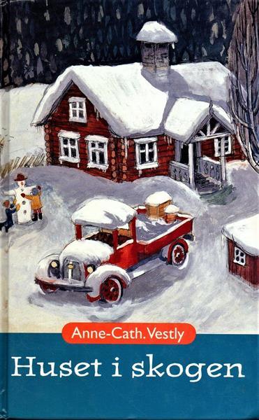 Huset i skogen (2 bøker i 1)